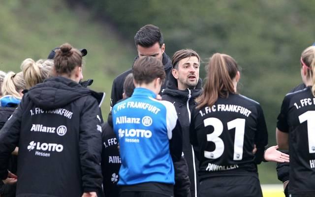 Drei positive Befunde bei den Eintracht-Frauen