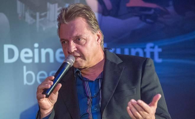 Jochen Behle zog von 2002 bis 2012 selbst die Fäden im deutschen Langlauf