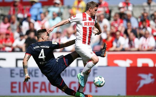 Der FC Bayern empfängt den 1. FC Köln am 5. Spieltag der Bundesliga