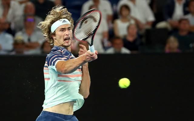 Alexander Zverev ist Deutschlands Top-Star im Tennis