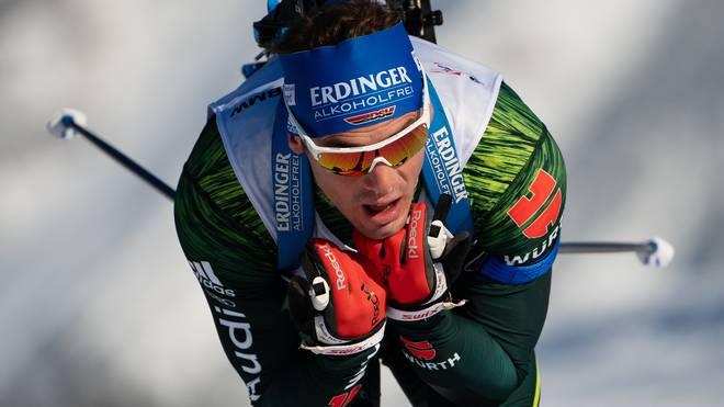 Biathlon: Simon Schempp sagt WM-Start ab und verkündet Saison-Aus, Simon Schempp beendet die Saison wegen gesundheitlicher Probleme