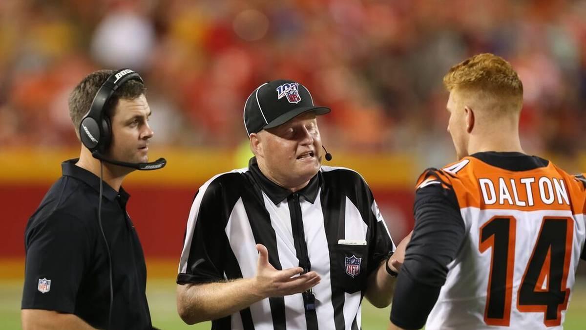 NFL: SPORT1 erklärt wichtigsten Begriffe im American Football.
