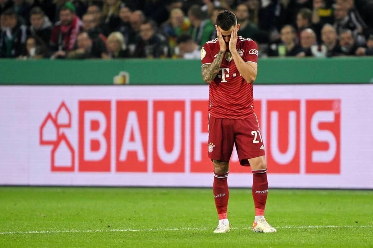 Der FC Bayern geht in Gladbach unter. SPORT1 wirft einen genaueren Blick auf die Bayern-Akteure.
