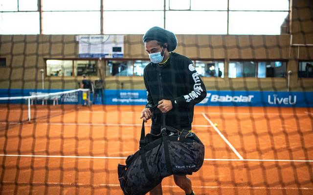 Tennis-Partien im Rahmen der Serie des DTB sollen mit Zuschauern stattfinden