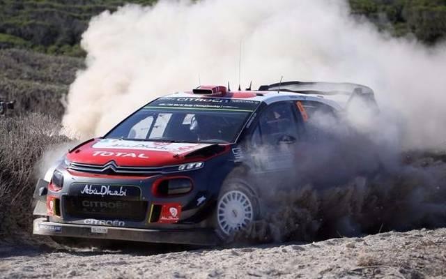 Andreas Mikkelsen fährt in Polen einen überarbeiteten Citroen C3 WRC