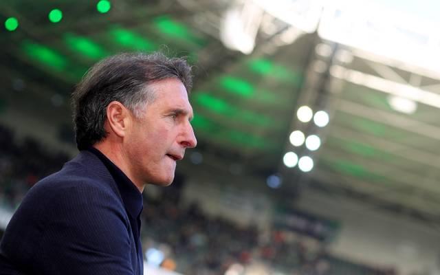 Wolfsburg-Coach Bruno Labbadia ist für eine Champions-League-Reform