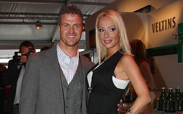 Ralf und Cora Schumacher waren zwischen 2001 und 2015 verheiratet