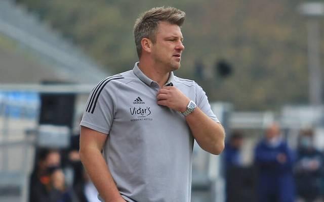 Saarbrückens Trainer Lukas Kwasniok.