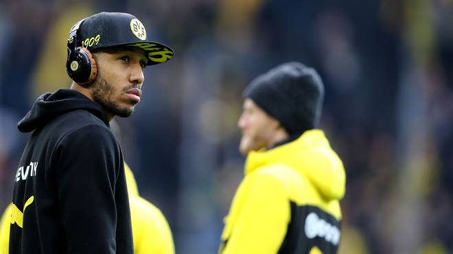 Pierre-Emerick Aubameyang flog am Sonntag zum dritten Mal aus disziplinarischen Gründen aus dem BVB-Kader