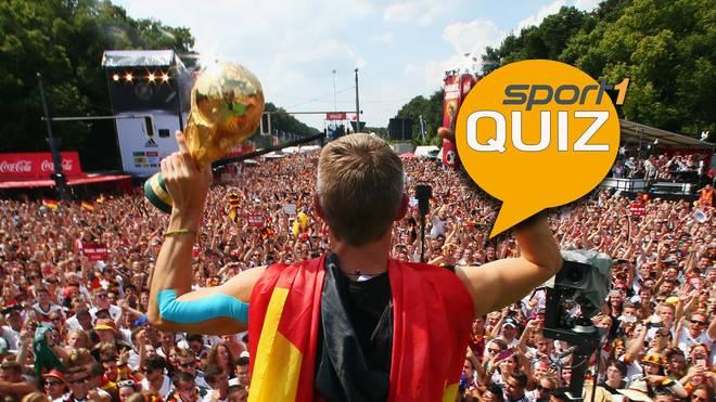 Kennen Sie alle Fußball-Weltmeister?