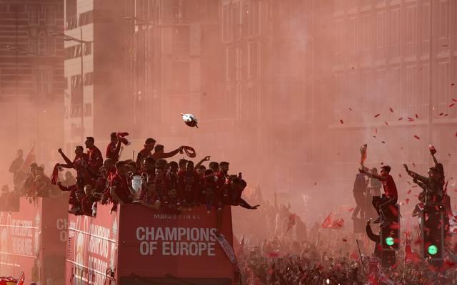 Der FC Liverpool konnte die Championsleague 2018/19 gewinnen