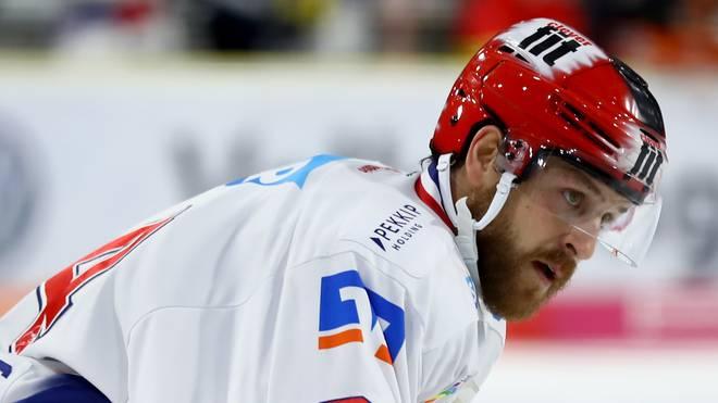Andrew Desjardins erzielte drei Tore für die Adler Mannheim