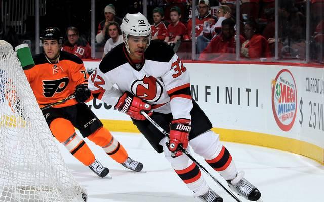 Mark Fraser spielte von 2009 bis 2011 sowie 2014/15 für die New Jersey Devils