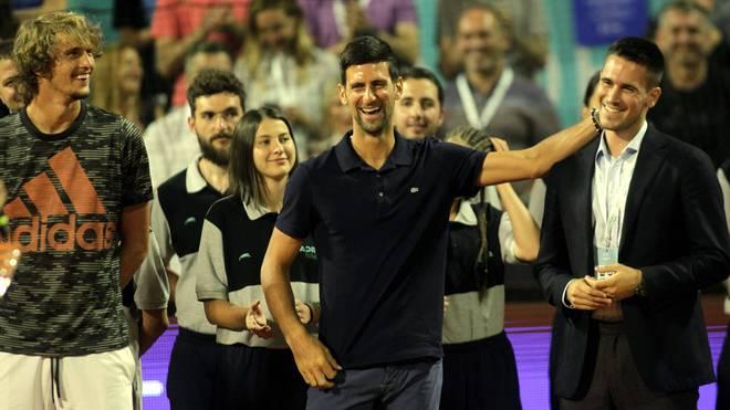 Novak Djokovic schlägt in Sachen US Open plötzlich neue Töne an