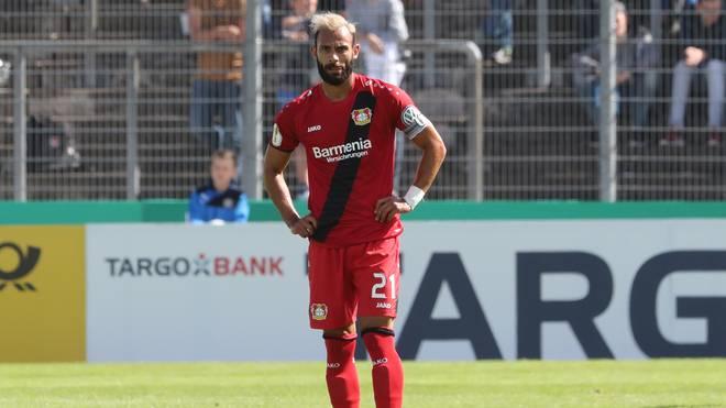 Ömer Toprak bekam in Gladbach einen Schlag ab