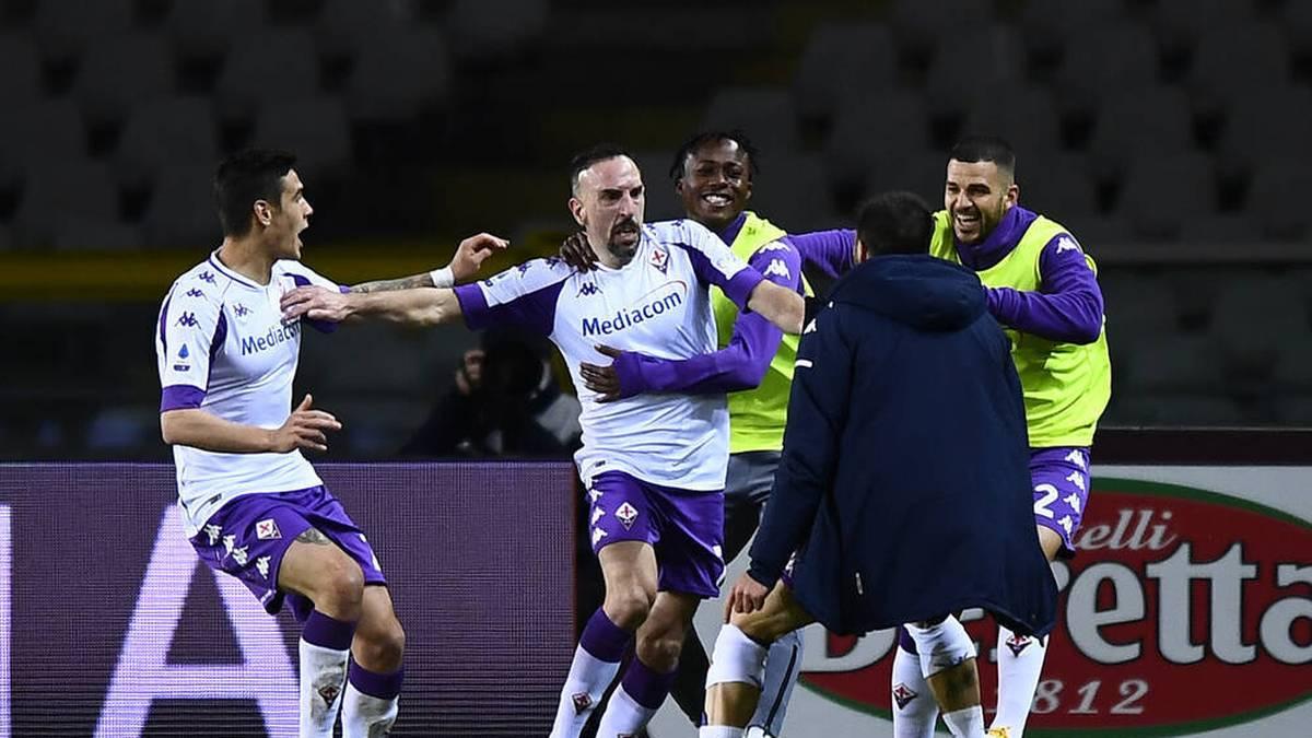 """""""Stehe zur Verfügung"""": Ribery gibt Hinweis auf seine Zukunft"""