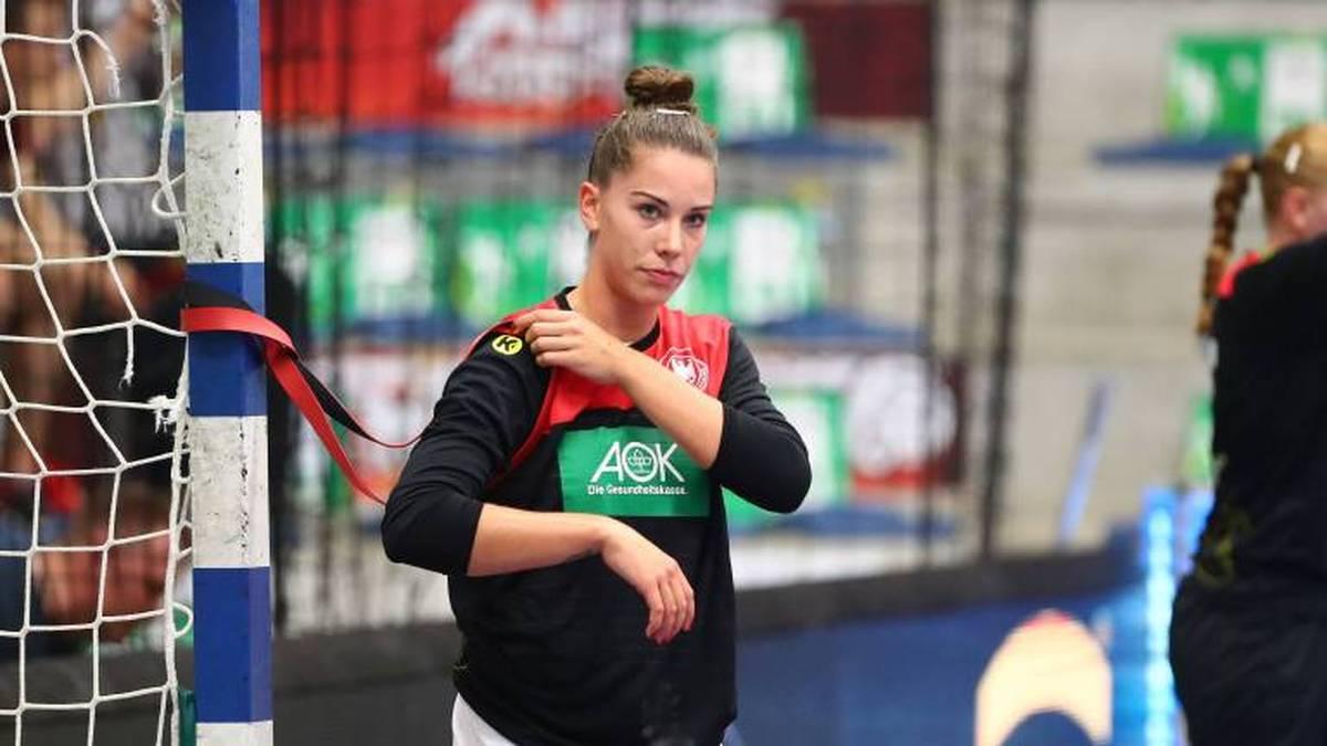 Emily Bölk ist Leistungsträgerin bei den deutschen Handballerinnen