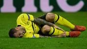 Paco Alcacer fehlt dem BVB bei Tottenham Hotspur wie auch Reus, Piszczek und Weigl