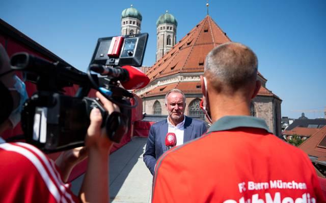 Karl-Heinz Rummenigge fordert ein einheitliches Vorgehen bei Fan-Fragen