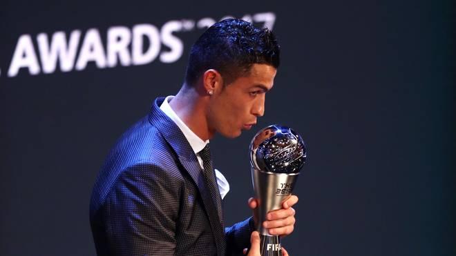 The Best FIFA Football Awards - Show