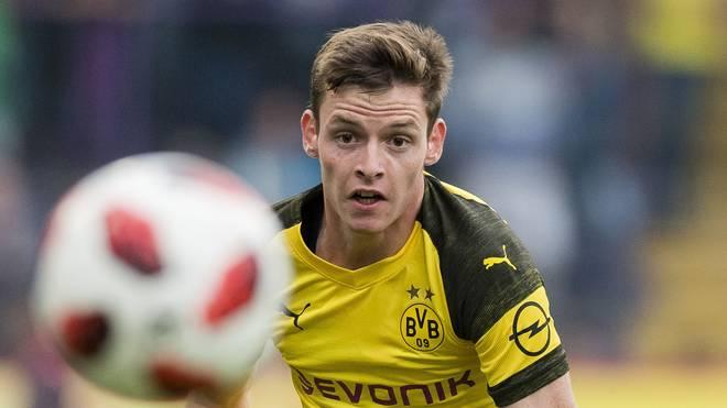 Borussia Dortmund, Sergio Gomez