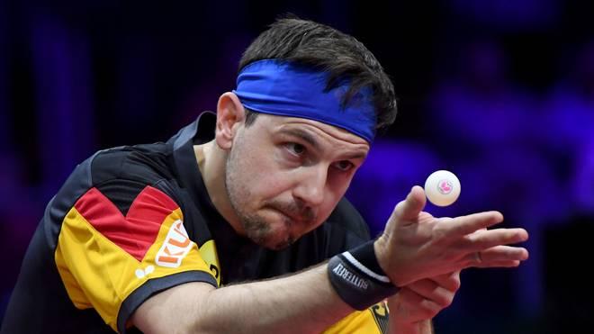 Timo Boll will bei den European Games angreifen