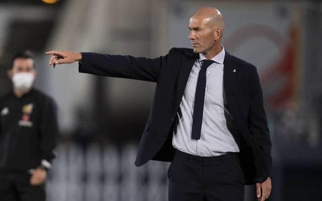 Das Warten hat ein Ende für Zinédine Zidane und Real Madrid.