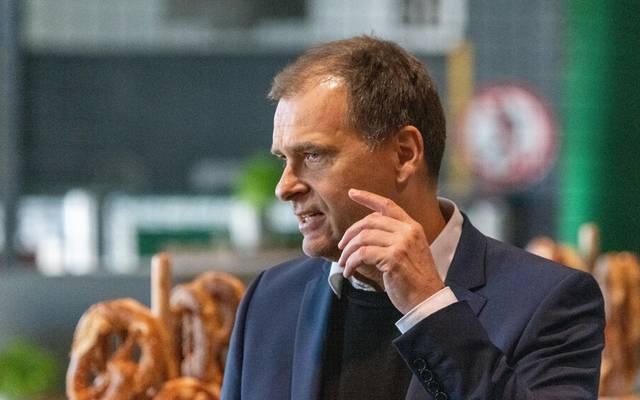 Klaus Filbry spricht über die Zukunft von Werder Bremen