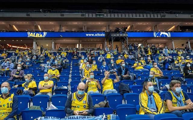 Die BBL-Klubs sind auf Zuschauereinahmen oder Staatshilfen angewiesen