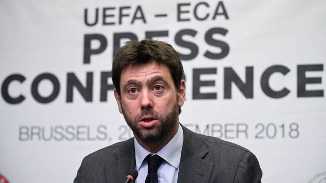 Serie A: Italienische Klubs wehren sich gegen Agnellis Superliga-Pläne