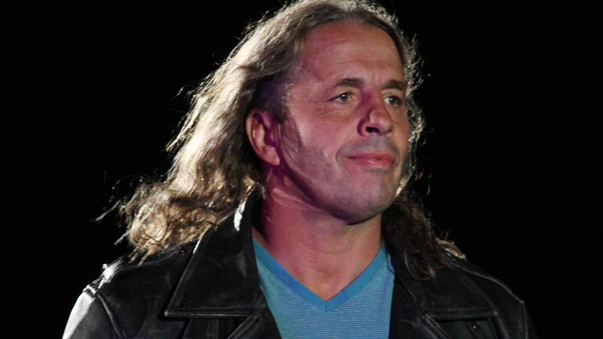 Bret Hart war in den Neunzigern Topstar bei WWE
