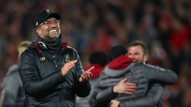 Jürgen Klopp und der FC Liverpool treffen im Finale der Champions League auf die Tottenham Hotspur