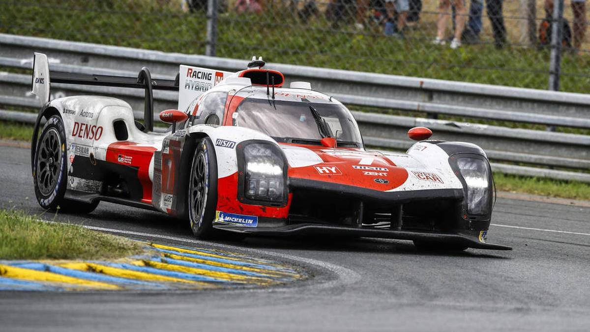 Toyota triumphiert beim 24h-Rennen von Le Mans