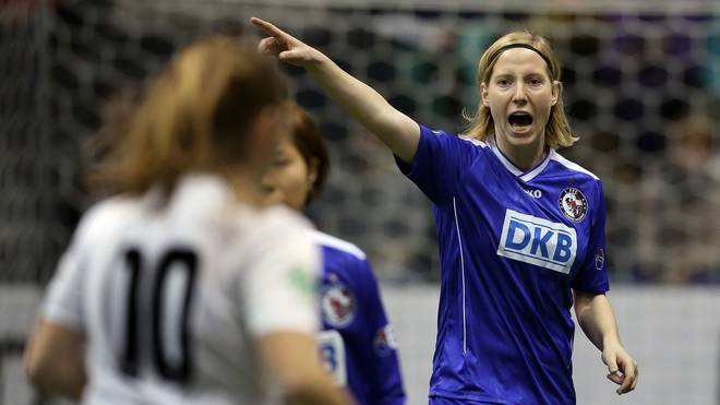 DFB Women's Indoor Cup