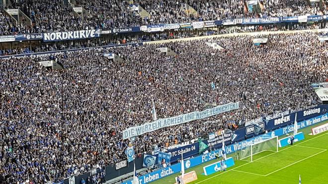 Schalke-Fans kritisieren Transferpolitik