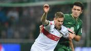 Simon Terodde wechselt offenbar innerhalb der Bundesliga