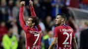 Antoine Griezmann, Lucas Hernandez, FC Bayern München, Atletico Madrid