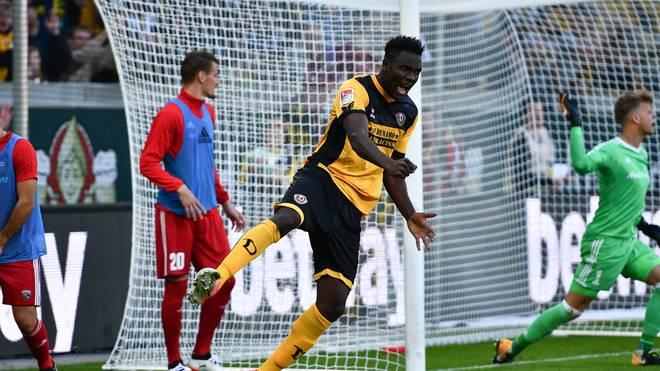 Mlapa bejubelt Tor gegen Ingolstadt