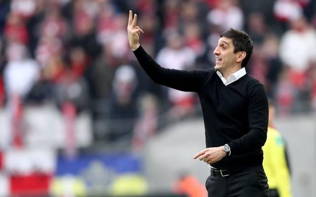 Tayfun Korkut ist mit dem VfB Stuttgart in die Vorbereitung gestartet