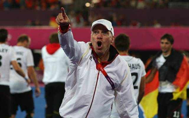 Markus Weise peilt mit Deutschland die Olympia-Qualifikation an
