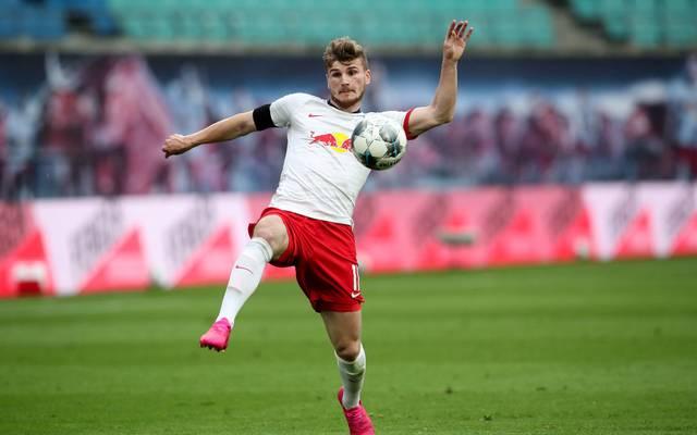 Timo Werner spielt seit 2016 bei RB Leipzig