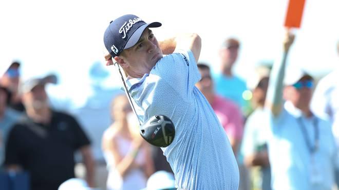 Justin Thomas verdrängte Jon Rahm von der Spitze der Golf-Weltrangliste