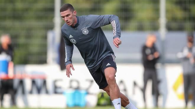 Robin Gosens gibt gegen Spanien sein Debüt für die deutsche Nationalmannschaft