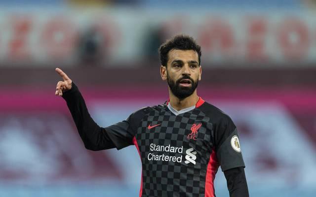 Mohamed Salah wurde in der Premier League schon mehrfach beschimpft