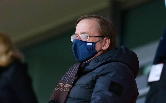 Rainer Koch fordert die Wiederaufnahme des Amateurfußballs