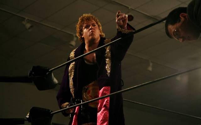 Larry Sweeney bei einer Wrestling-Show im Jahr 2008