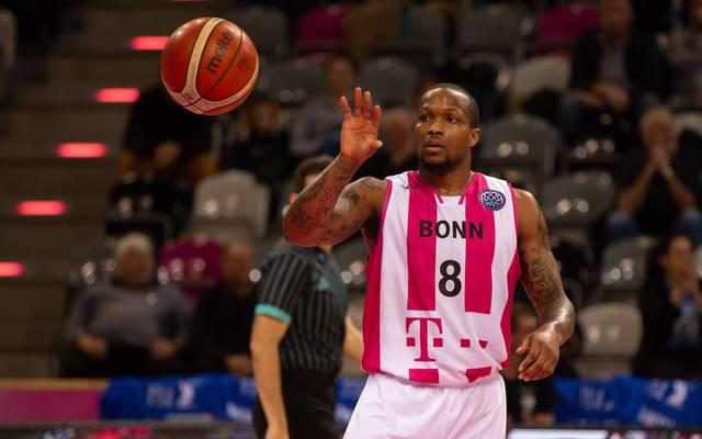 Ra'shad James hat nach seinem Aus bei den Telekom Baskets Bonn mit ratiopharm Ulm schnell einen neuen Klub gefunden