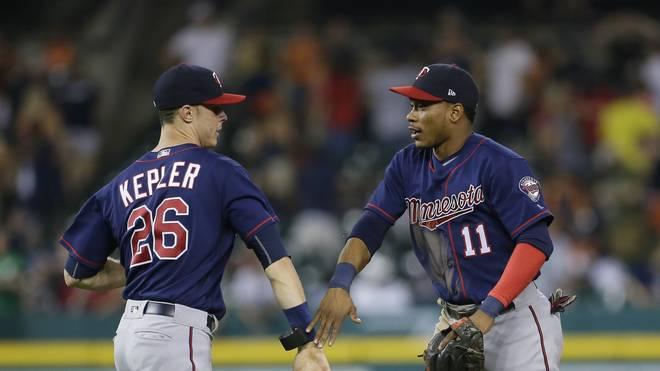 Max Kepler und die Minnesota Twins messen sich im ersten Wild-Card-Game mit den Yankees