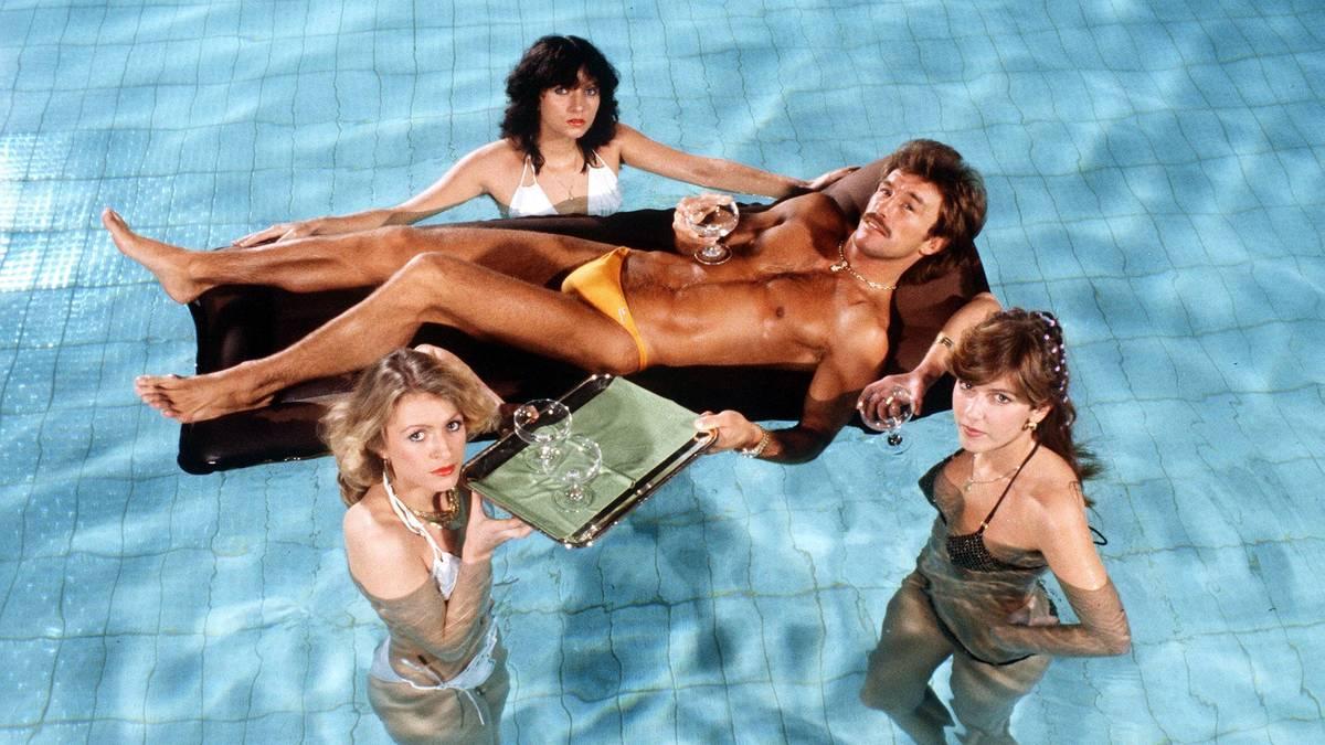 Mit seinem Image als Playboy bediente Rene Weller gekonnt den Boulevard und sorgte für viele bunte Storys