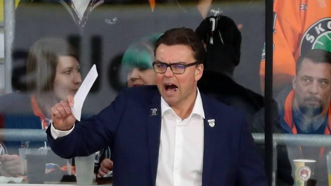 Pekka Tirkkonen war seit Februar 2018 Trainer der Grizzlys Wolfsburg